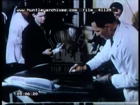 Ford Car Factory, 1960's -- Film 41139