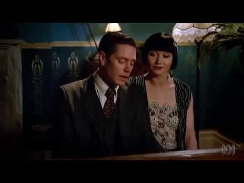 Phryne and Jack sing Let's Misbehave | Miss Fisher's Murder Mysteries Series 2