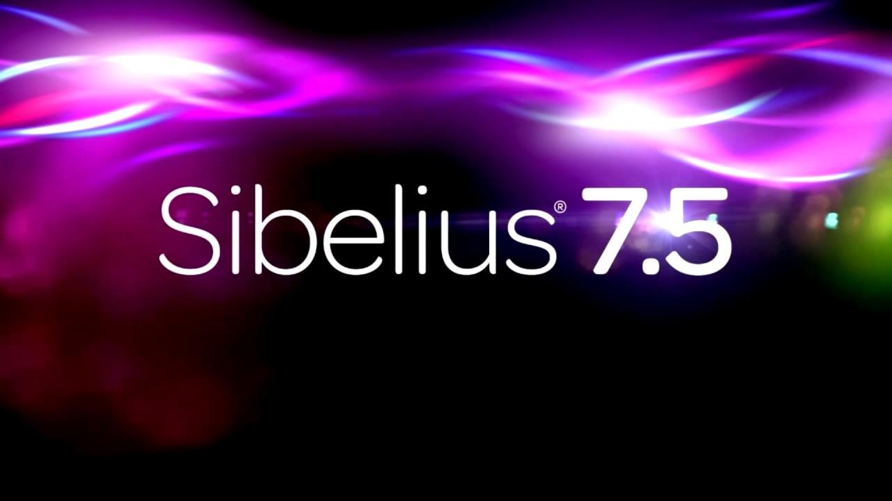 sibelius 7 for windows xp free download