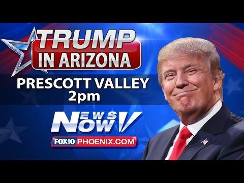 FNN: Campaign 2016 Coverage - Clinton, Donald Trump On The Trail