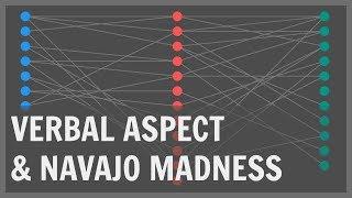 Verbal Aspect & Navajo Madness