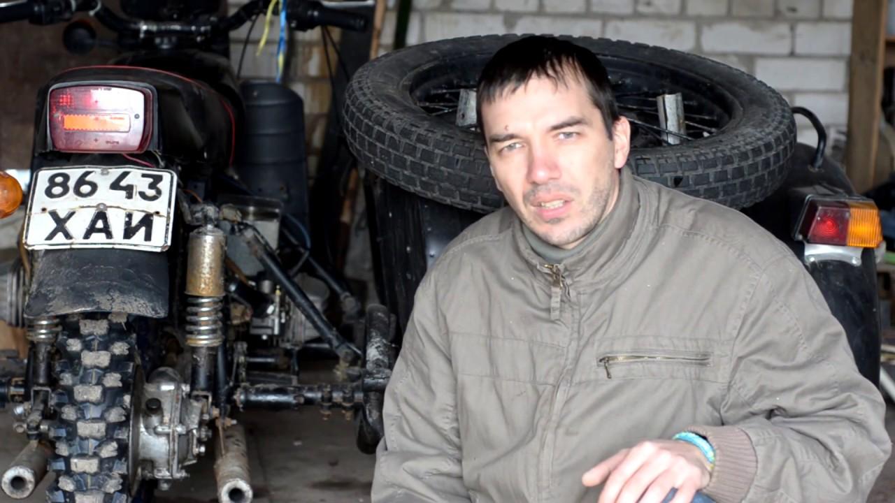 Дизельный мотор c переходником. Diesel engine Weima FE 188, with .