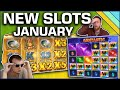 Best New Slots of January 2019 - YouTube