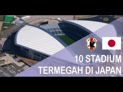 10 STADIUM TERMEGAH DI JAPAN