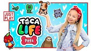 TOCA LIFE PETS // СТРУМУ ЛАЙФ ВИХОВАНЦІ // ЛЕТСПЛЕЙ ВІД ВАРИ (let's Play)