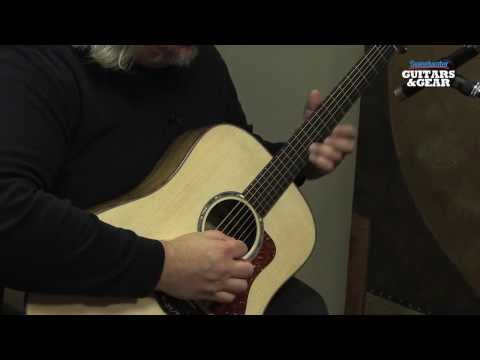 taylor-custom-dreadnought-acoustic-electric-guitar---sweetwater-guitars-and-gear-vol.-56