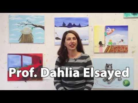 LaGuardia Fine Arts Presents: Dahlia Elsayed