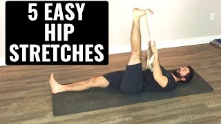Quick Yoga Routine for Releasing Hip Tension