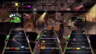 Toxicity Full Band 100 % Guitar Hero Metallica HD