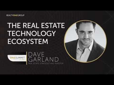 ONE Summit 2017 - The Real Estate Technology Ecosystem
