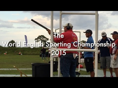 EPISODE 50 - THE WORLD ENGLISH SPORTING CHAMPIONSHIP