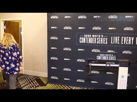 Dana White's Contender Series 25 weigh-ins results, live video stream