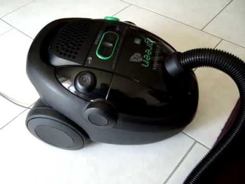 electrolux ultrasilencer zusg3000 vacuum cleaner 2009 youtube. Black Bedroom Furniture Sets. Home Design Ideas