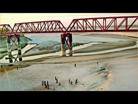 Gorai Rail Bridge, Kumarkhali Upazila, Kushtia, Bangladesh