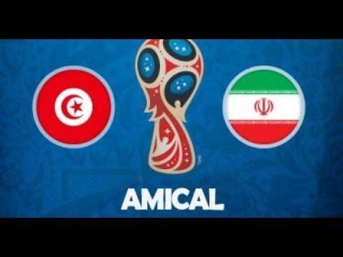 تونس ايران مباشر tunisie iran en direct