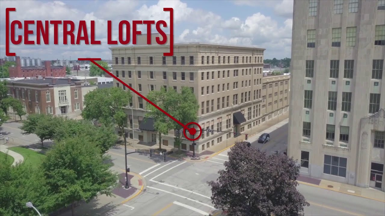 CENTRAL LOFTS: FRAMING UPDATE