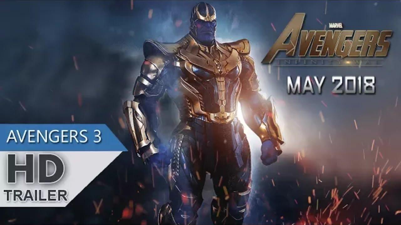 Avengers 3 Trailer