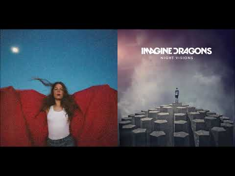 Time To Leave The Light On - Maggie Rogers vs Imagine Dragons (Mashup)