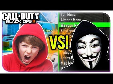 SQUEAKER VS AIMBOT HACKER 1v1!!