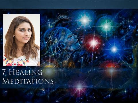 Guided Goddess Meditation: Healing Energy Meditations; Chakra Guided Meditation;Pleiadian Meditation
