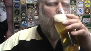 Radeberger Pilsner : Albino Rhino Beer Review