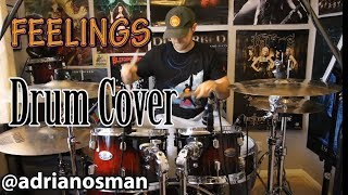 Download Mp3 Feelings - The Offspring Drum Cover - Adrian Osman
