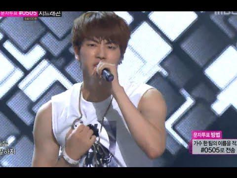BTS - N.O, 방탄소년단 - 노 Music Core 20130928