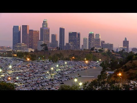 Los Angeles Street Videos, California, LA Tourist Attractions