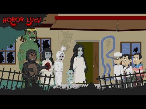Hantu Budeg#Pocong Lucu#Horor Lucu Episode 5