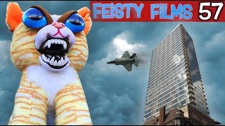 Giant Cat Eats City! Feisty Films Ep. 57