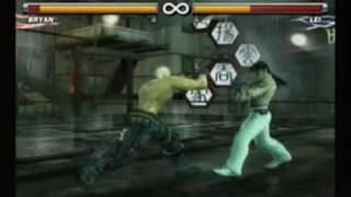 Tekken 5 - Bryan thumbnail