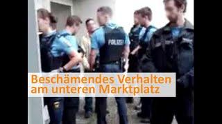 Polizei Vs Schwalbacher Jungs / Widerstand gegen Vollstreckungsbeamte § 113 (StGB) Willkür & Gewalt