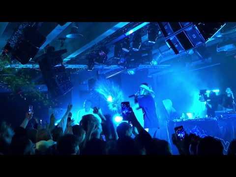 Fricky- Aqua Aura Live in Stockholm