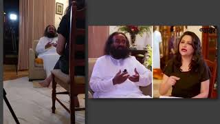 The Wire's Siddharth Varadarajan, Arfa Khanum & Karnika Kohli caught lying about Sri Sri! thumbnail