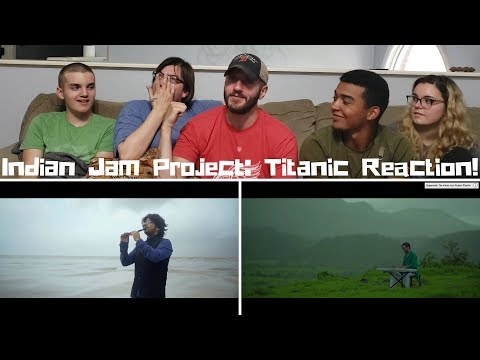 Titanic Music (Indian Version) | Tushar Lall (TIJP) Reaction!