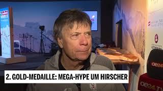 2. Gold-Medaille: Mega-Hype um Hirscher