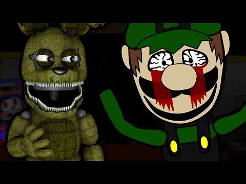 PLUSHTRAP PLAYS: Sonic's Pizzeria Simulator Chaos Mode || LUNAR MOON MODE COMPLETED!!!