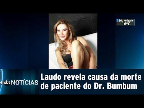Perícia comprova causa da morte de paciente do 'Doutor Bumbum' | SBT Notícias (02/08/18)