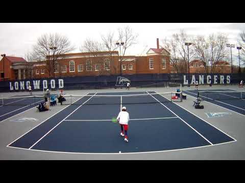 Burton Singles VS Longwood part 1