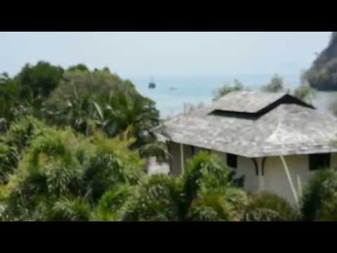 Bhu Nga Thani Resort and Spa - Krabi, Thailand - Tour/Review