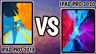IPAD PRO 2018 vs IPAD PRO 2020 || SPECIFICATIONS comparison || A12Z VS A12X chipsets ||