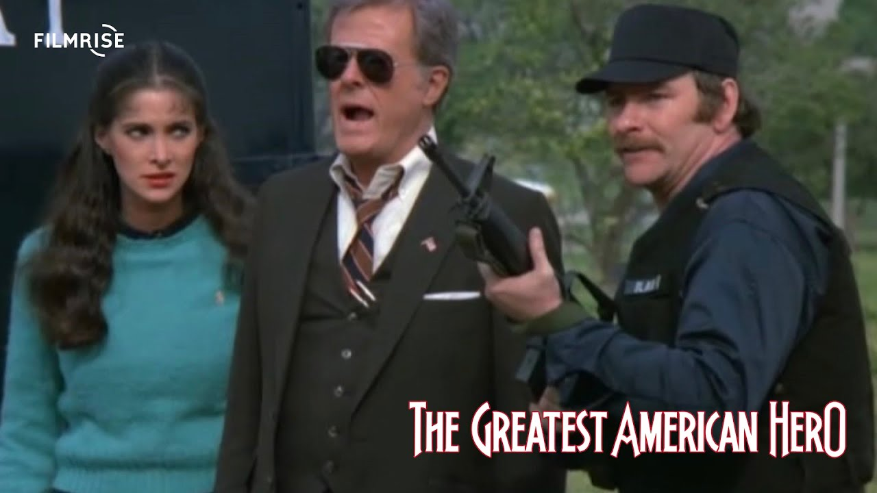 The Greatest American Hero - Season 2, Episode 19 - The Good Samaritan - Full Episode