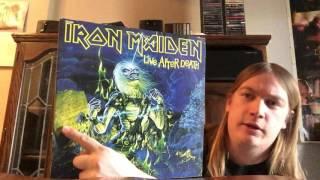 My Metal And Rock Vinyl Collection Part 7 - BRITISH HEAVY METAL!
