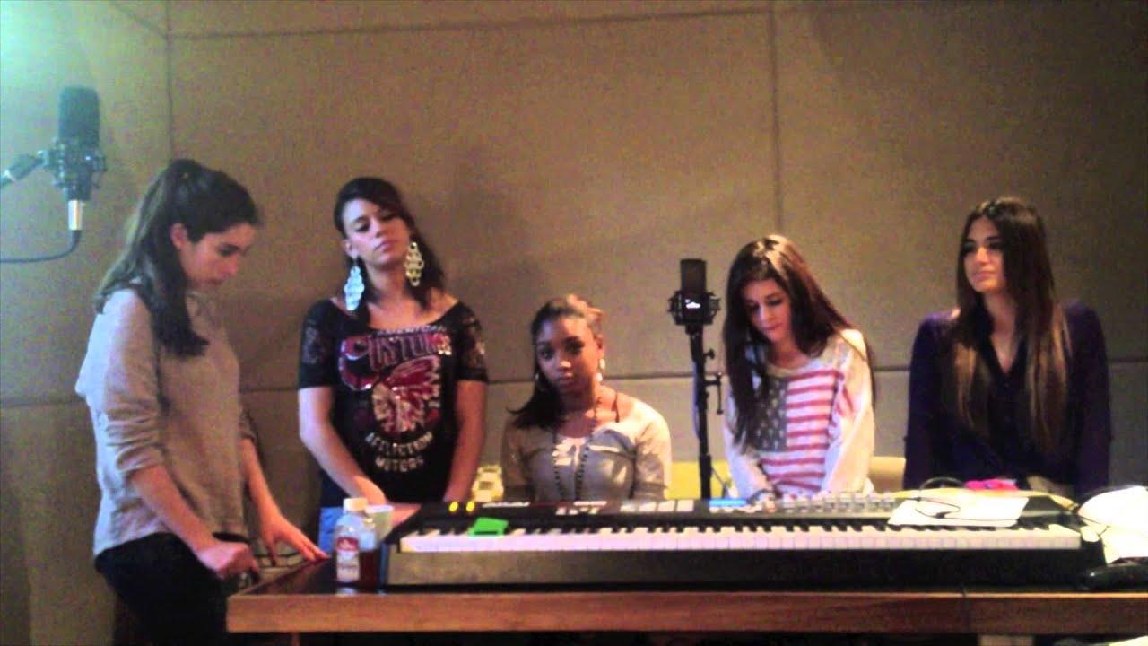 Fifth Harmony - Lego House (Ed Sheeran cover) - YouTube