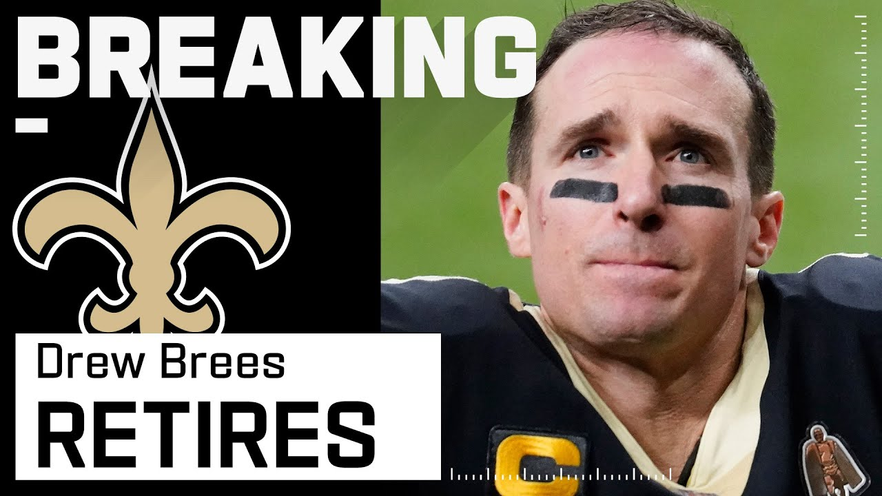 Brees' retirement makes for a hard act to follow