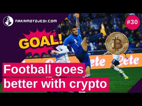 Football with crypto: Crypto trading on Yahoo – bitcoin news