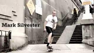    OSCAR CRUTCH AND MARK SILVESTER SKATEBOARDING 2012 Get It Done Son   