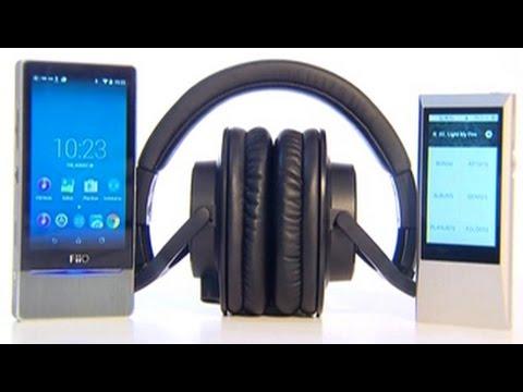 Hi-res audio player shootout