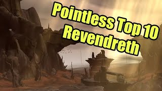 Pointless Top 10: Things in Revendreth (Shadowlands Alpha Zone)