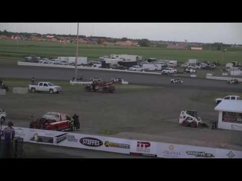 Red River Valley Speedway 06/17/2016 - INEX Legends Feature